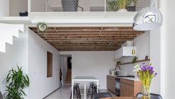 Apartamento FETIS / AUXAU - Atelier d'architecture
