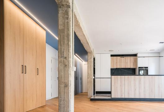Casa azul  / PuertoyMartín - Arquitectura e Interiorismo