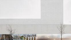Leietheater Deinze Theatre / TRANS architectuur I stedenbouw & V+