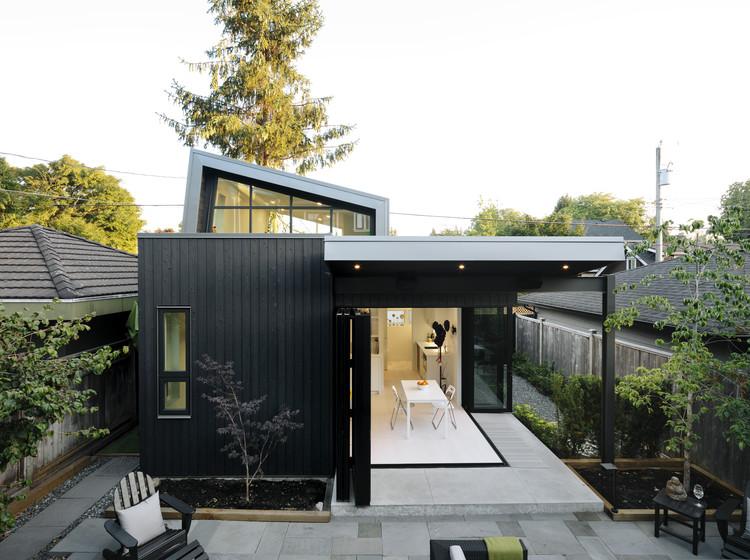 Laneway House / Alex Glegg Design, © Christopher Rollett
