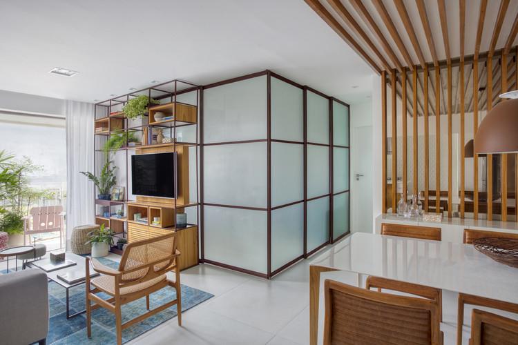 Apartamento Leblon / Natália Lemos + Paula Pupo, © MCA Estúdio / Juliano Colodeti