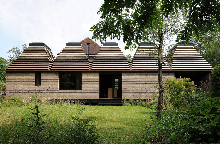 Cork House / Matthew Barnett Howland + Dido Milne + Oliver Wilton, © David Grandorge