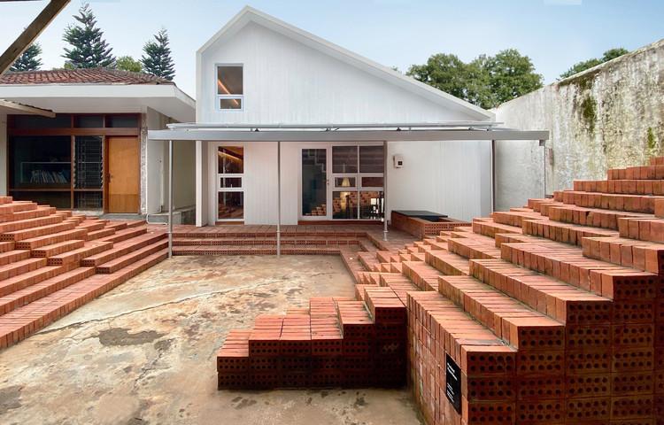 Home-Office Pods AAND Sayana / Aaksen Responsible Aarchitecture, © Azzahra Dartaman