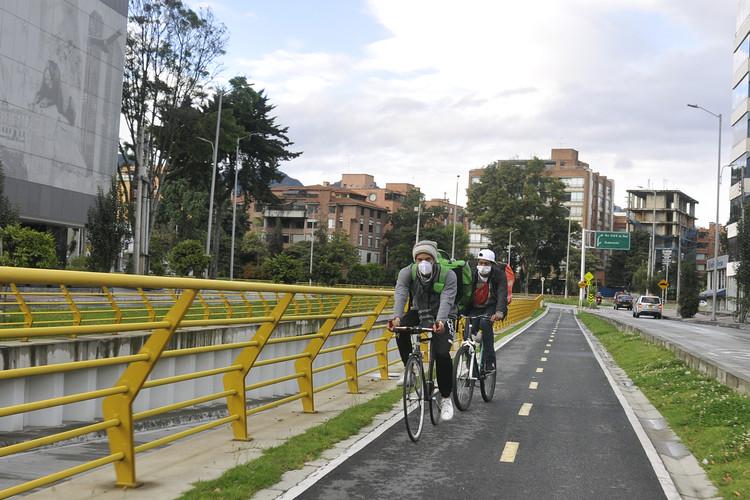Ciudades contemplan impulsar el uso de bicicletas frente a la crisis del COVID-19, © Carlos Felipe Pardo [Flickr] Bajo licencia CC BY 2.0