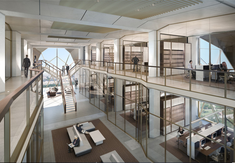 RMK Headquarters by Foster+Partners to be Completed this Year, Courtesy of Foster+Partners