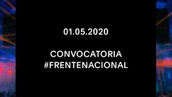 MUTEK México Edición 17  CONVOCATORIA #FrenteNacional