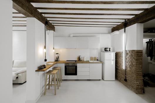 Reforma do apartamento para um músico / idearch studio