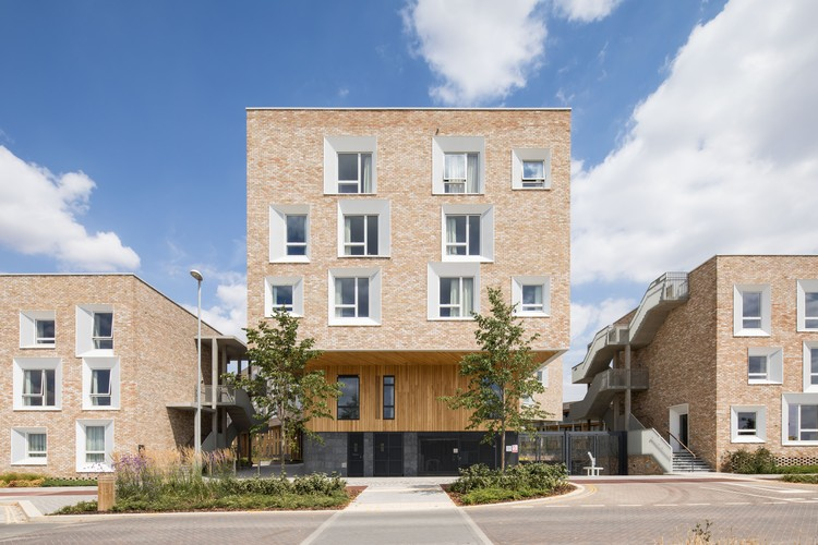 University Key Worker Housing / Mecanoo, Courtesy of Mecanoo