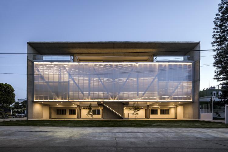 Edificio Cuitláhuac / RE+D, © César Béjar