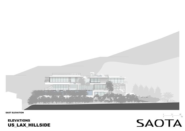 Hillside House Saota Archdaily