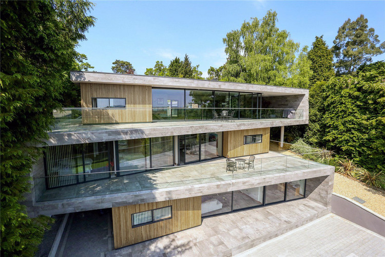 Folding House / AR Design Studio, © Savills