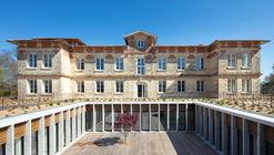 Repos Maternel Woman's Shelter Extension  / Marjan Hessamfar & Joe Vérons architectes associés
