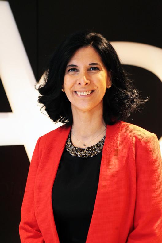 Mónica Álvarez de Oro, primera presidenta de la Asociación de Oficinas de Arquitectos en Chile, Cortesía de AOA
