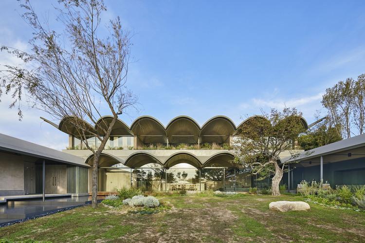 Casa bóveda / Hiroshi Nakamura & NAP, © Nacasa & Partners Inc.