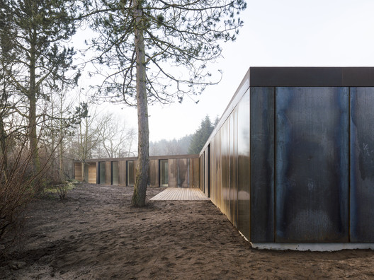 Villa Korup / Jan Henrik Jansen Arkitekter + Marshall Blecher