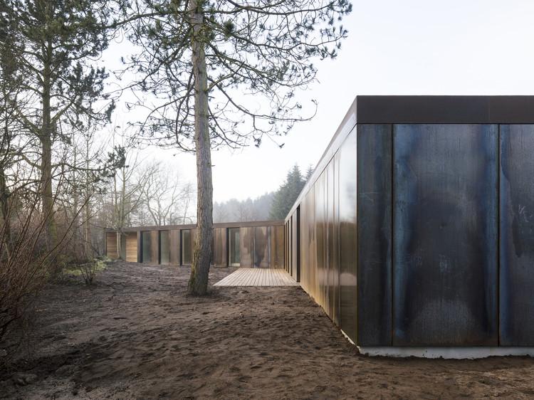 Villa Korup / Jan Henrik Jansen Arkitekter + Marshall Blecher, © Hampus Berndtson