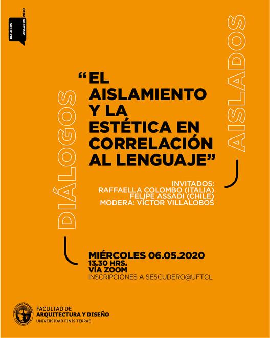 Diálogos aislados: El aislamiento y la estética en correlación al lenguaje