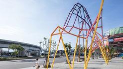 Instalação urbana NAPPE / FAHR 021.3