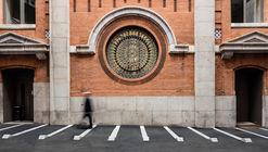 Patio de operaciones Banco de España / Vora Arquitectura + Virai Arquitectos