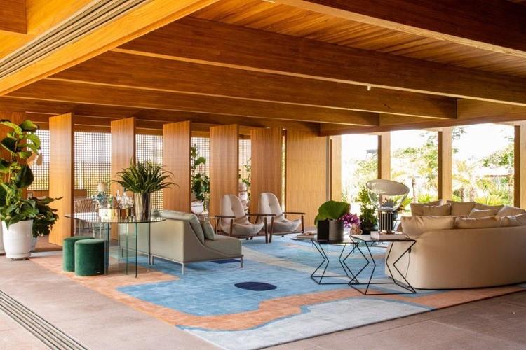 Fazenda Boa Vista House Interiors / Bruno Carvalho Design SP + Studio MK27, © Favaro Jr.