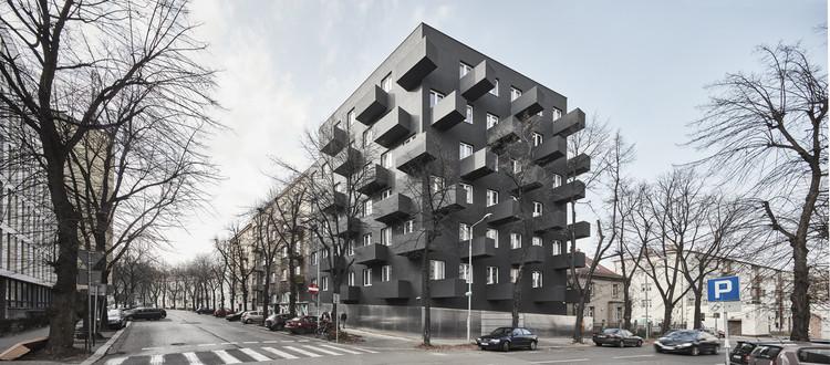 Edificio residencial UNIKATO / KWK Promes, © Aleksander Rutkowski