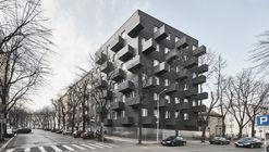 Edificio residencial UNIKATO / KWK Promes