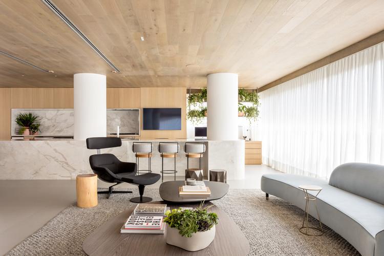 Apartamento MAC / Triplex Arquitetura, © Fran Parente