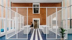ADIDAS X INSEP Space / Ubalt architectes
