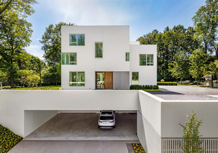 Casa em Wellesley / 1100 Architect, © Peter Aaron/OTTO