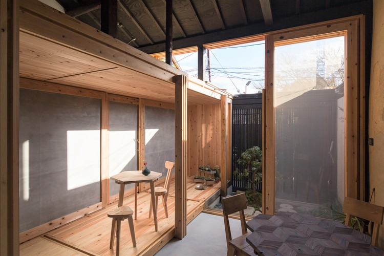Casa 2m26 Kyoto / 2M26, © soukousha (Yuya Miki)