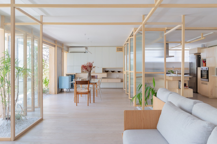 Tatuí Apartment / Passos Arquitetura, © André Mortatti