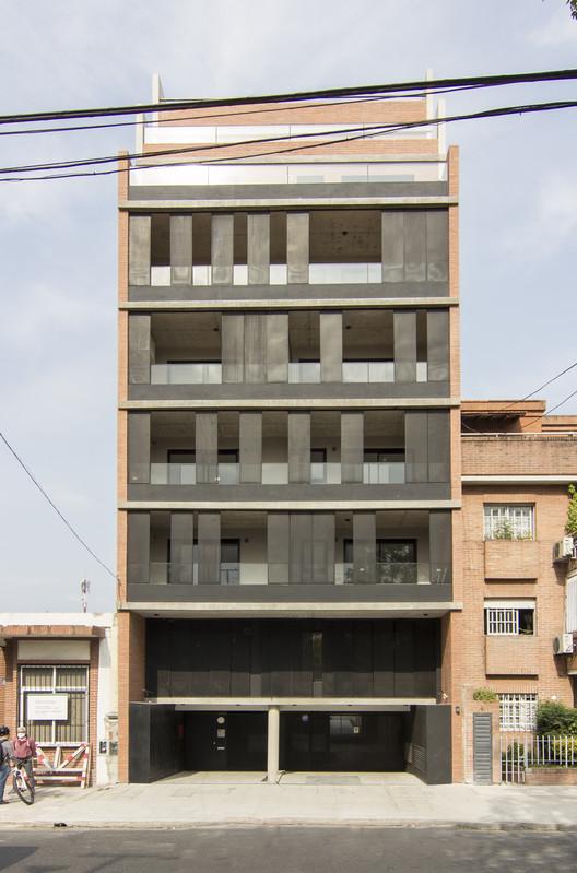 Edificio Griveo / Estudio NDG, © Natalia Del Giudice