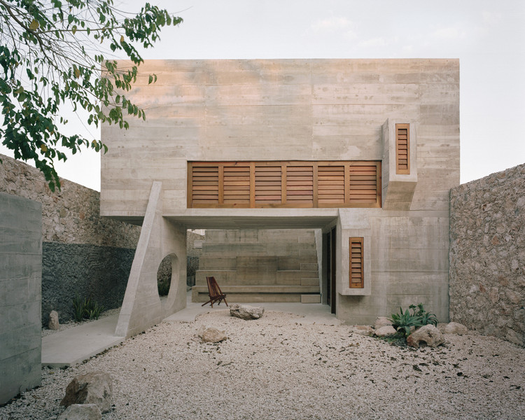 Casa Mérida / Ludwig Godefroy Architecture, © Rory Gardiner