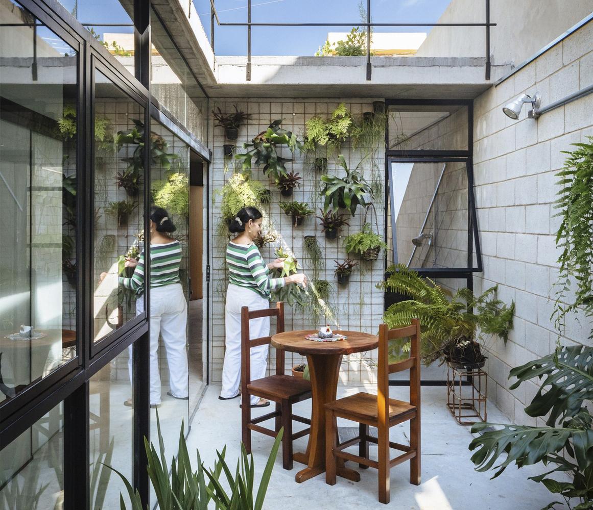 La importancia del espacio doméstico en tiempos de COVID-19,Casa en Vila Matilde / Terra e Tuma Arquitetos Associados. Image © Pedro Kok