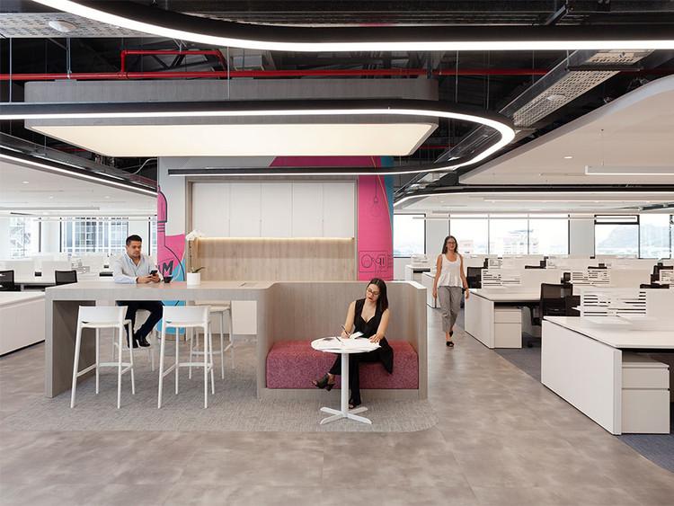 El Home no es Office (en un futuro la oficina policéntrica será el nuevo estándar) , Cortesía de Contract Workplaces