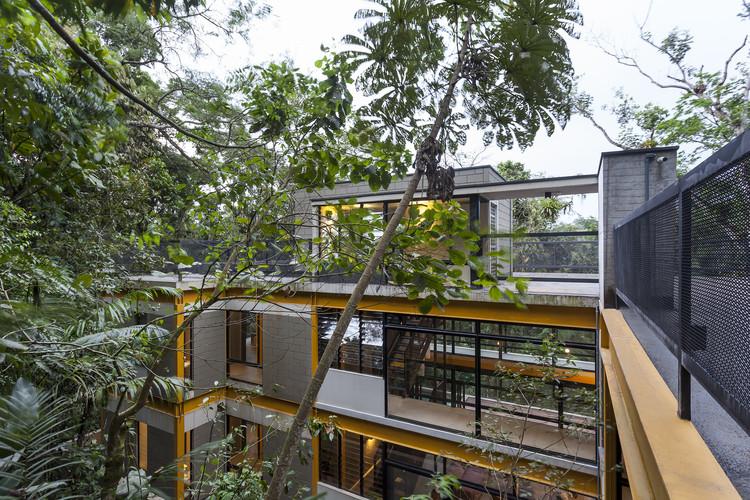 Casa da Preguiça / Nautilo Arquitetura & Gerenciamento, © Alessandro Guimarães