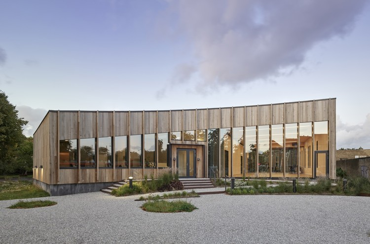 Building Green: Denmark's New Class of Sustainable Architecture, © Adam Mørk