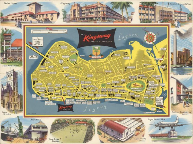 98 Mil mapas antigos em alta resolução para download gratuito, Cortesia de David Rumsey Map Collection