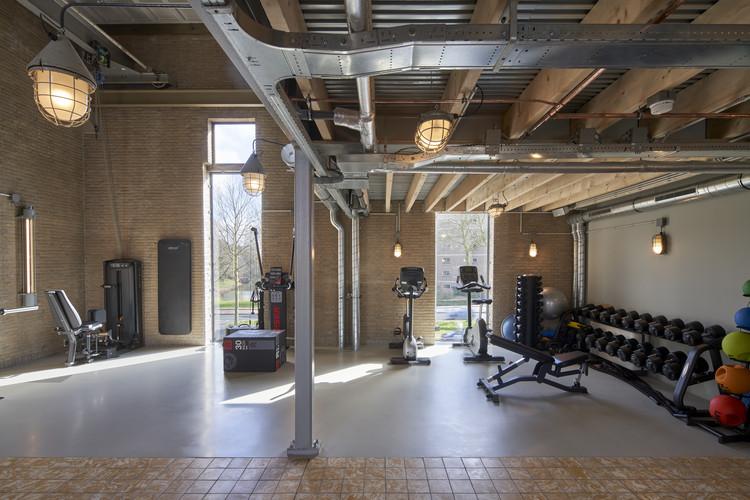 13KV Dordrecht Health Center  / RoosRos Architecten, © Rene de Wit