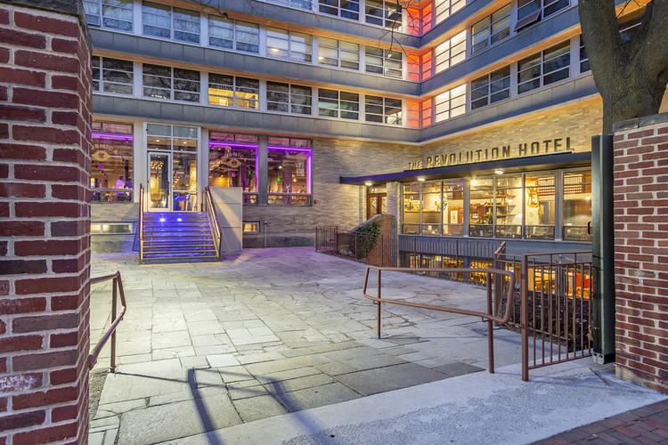 Hotel Revolution / PCA - Prellwitz Chilinski Associates