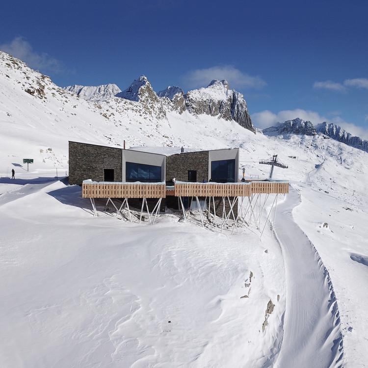 Restaurant Gütsch / Studio Seilern Architect