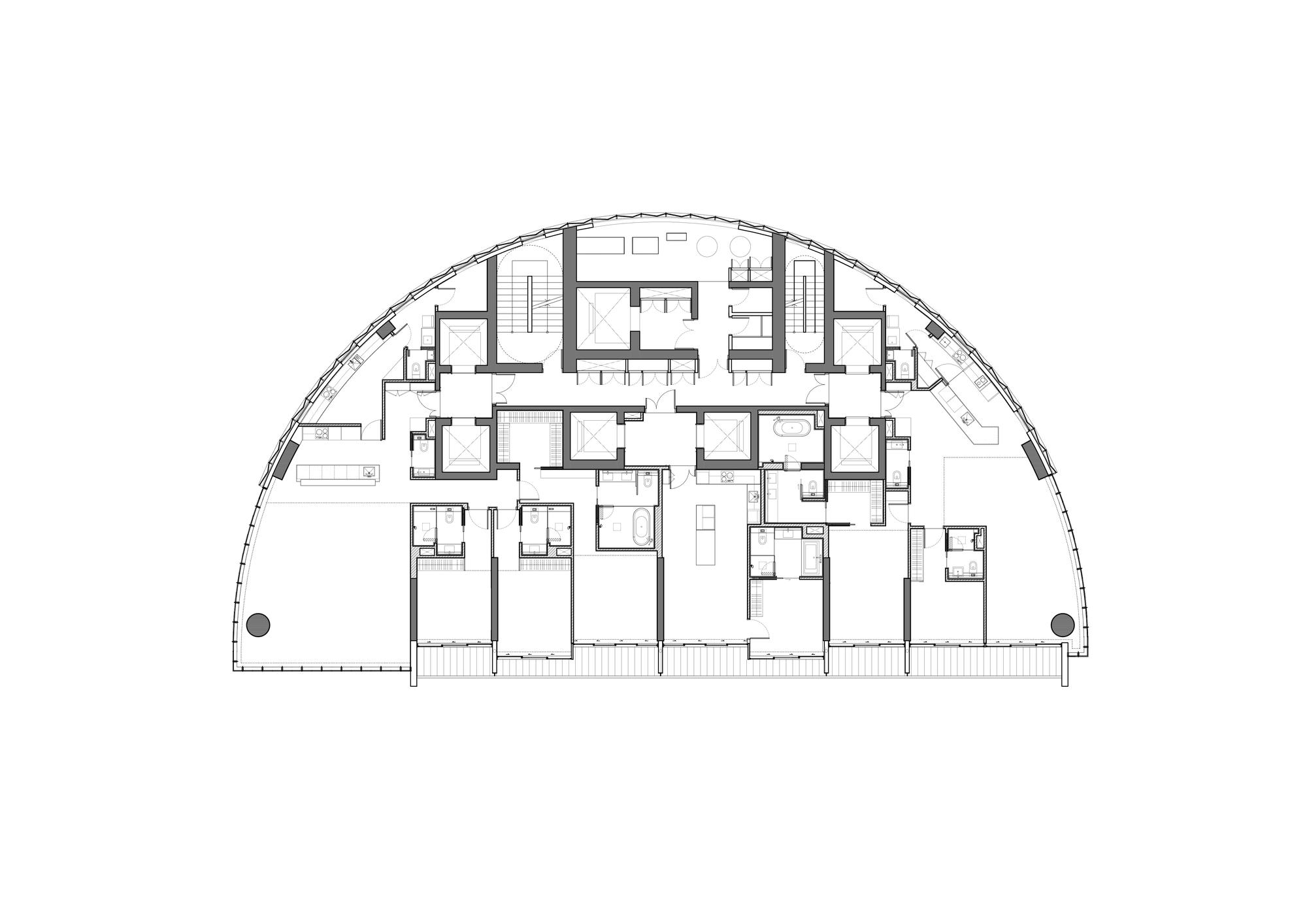 Gallery Of Banyan Tree Riverside Residences Bangkok Scda Architects 24