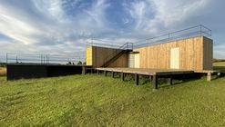 Purunã Observatory / Bruno Zaitter arquiteto