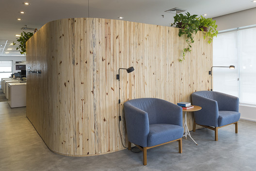 Escritório Allonda Ambiental / Ana Sawaia Arquitetura