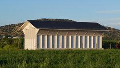 El Tranque Barn / Valdivieso Arquitectos