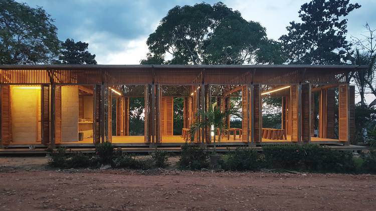 Centro de integración Chocolab / MEC Arquitectura, © Manuela Eble