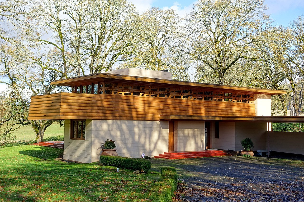 Lloyd Frank Wright Houses take a virtual tour of frank lloyd wright's most iconic