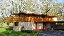 Recorre de forma virtual los edificios más emblemáticos de Frank Lloyd Wright