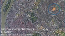 Call for Entries: Budapest, Zuglo-Varoskozpont, Master Plan & Function Design Tender