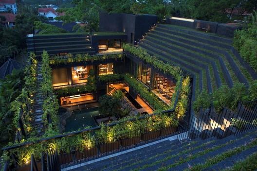Casa Jardín Cornwall / CHANG Architects